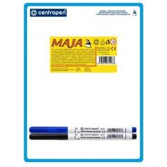 Tabulka stíratelná Maja A5 + 2ks značkovače