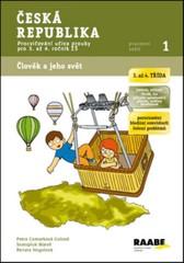 Česká republika - pracovní sešit 1 pro 3. až 4.ročník
