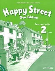 Happy Street New Edition 2 Pracovní sešit + MultiROM